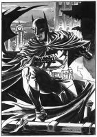 Belgium Batman by BillReinhold