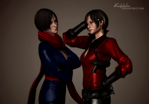 Face to face~ by ladykobra