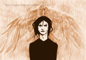The Crow by TheApocalypseMachine