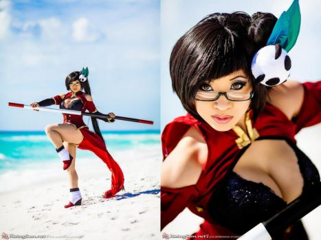 Litchi in Action by yayacosplay