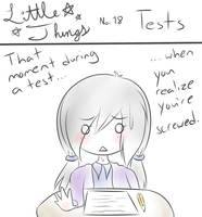 LT: Tests by honrupi