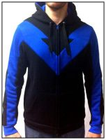 Nightwing Hoodie by MyStyle2