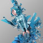 Fresnel the girl fragmented by Leonatsume