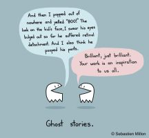 Ghost Stories by sebreg