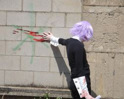 Crona Gorgan : Madness by candy-yuki