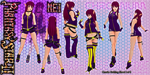 Nei - Chromium Omake Clothing 1of3 - Second Life by Jace-Lethecus