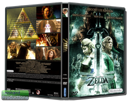 The Legend of Zelda Movie Box by LeonardProductions