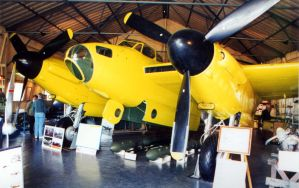 film stock DH MOSQUITO 1 by Sceptre63