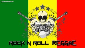 ROCK N ROLL REGGAE by ArtOfAdAm