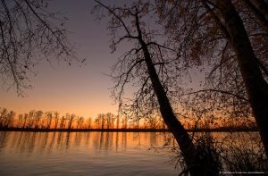 Autumn Tranquility by Val-Faustino