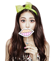 Rise (Ladies Code) PNG [Render] by GAJMEditions
