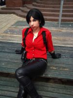 relax.. ada wong by danycamaleon