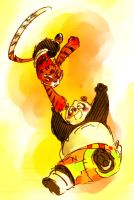 PO and TIGRESS by fatalparanoia