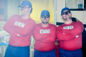 The Beagle Boys (Duck Tales) by jeffduck