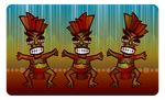Tiki Men by Viscious-Speed