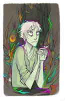 Tweek and his paranoia by LadySiryna