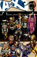 X-Babies reborn cover by JJKirby