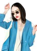 ALLIE X PNG by MADAW