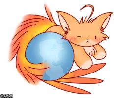 Firefox by machcannon