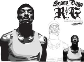 snoop dogg represtaion by tipp-p
