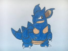 Nidoqueen by nintendolover2010