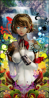 Robot Vector by TH3M4G0