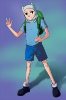 Finn the Human by 3ihard