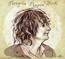 "Peregrin ""Pippin"" Took by tree27"