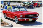 A Sharp Red Mustang Convertible by TheMan268