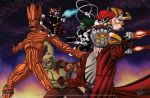 Guardians of the Galaxy! by thelearningcurv