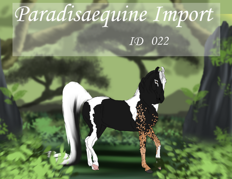 Paradisa Import 022 by LiaLithiumTM