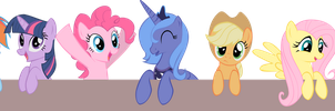 Pocket Ponies by OceanBreezeBrony