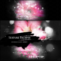 Texture Pack #16 for H u r r i c a n e  Effect by EllaBellsGraphic