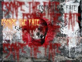 ESCAPE THE FATE by FrostedxFlames