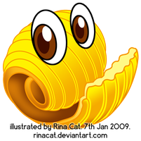 Butter Mascot design 2 by rinacat