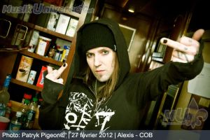 Alexi - Children Of Bodom by MrSyn