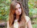 In the forest by MariKummer