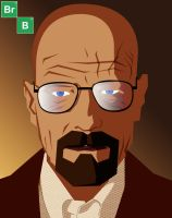 Breaking Bad-Walter White by physiks