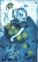 Ten of Pentacles by persephone-the-fish
