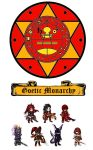 The Goetic Monarchy by Hex5693