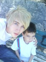 Me and my Brother by MEMORIESdecaying