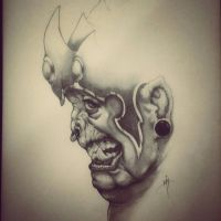 sketch #.... by mikelis