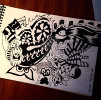 Doodling by Arspe