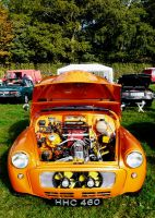 Morris 1000 Dragster by richi156