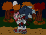 Halloween Spoopy Time by Shipper-Ships