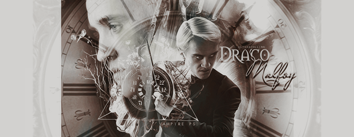 Draco Malfoy | Not Open For Use #AlyssaCollins by Beyzanur-sen