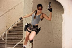 Lara Croft - Classic 08 by ImeldaCroft