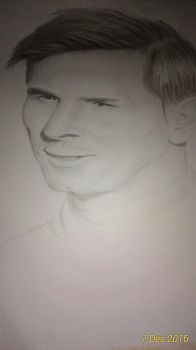 LEO MESSI by aldy19