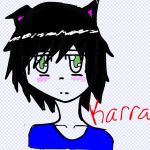 Karra doodle by Whatintheworld10
