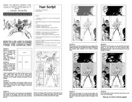 HOW TO DRAW COMIX by nerp